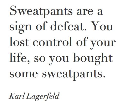 Karl knows best!