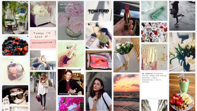 My Tumblr: Easy elegance.