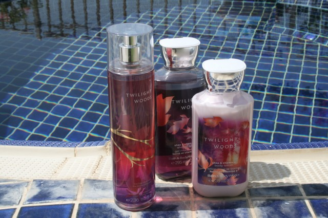 Bath and Body Works Signature Collection- Twilight Woods