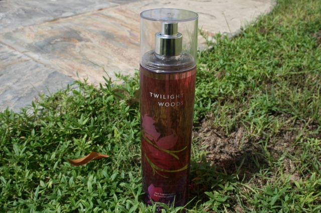 Bath and Body Works Fragrance Mist in Twilight Woods