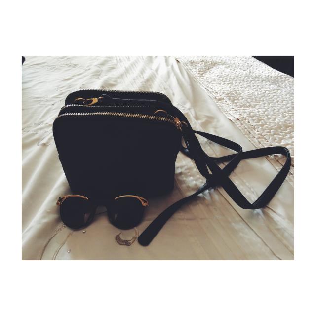 Black Forever21 Bag