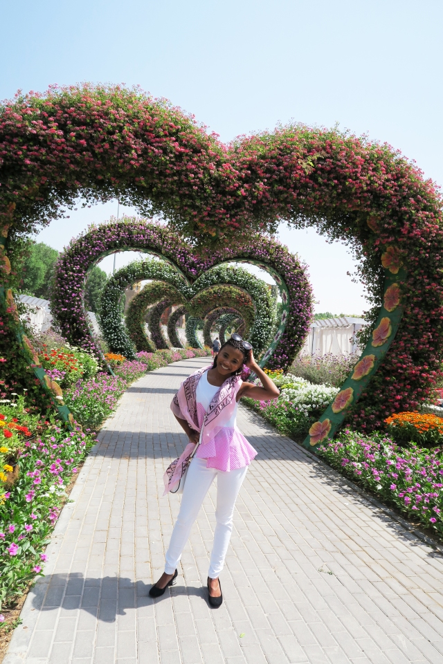 Visiting Miracle Garden 4